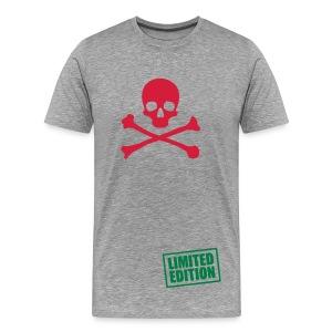 skull fantastic t-shirt  limited edition ! - Men's Premium T-Shirt