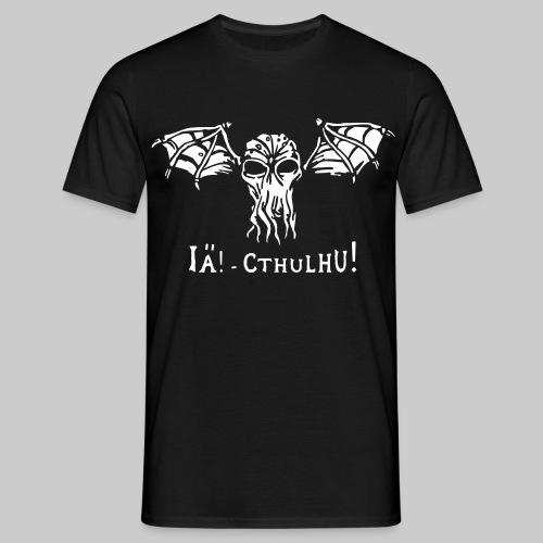 MTE: IÄ! Cthulhu! (1-farbig W) - Männer T-Shirt