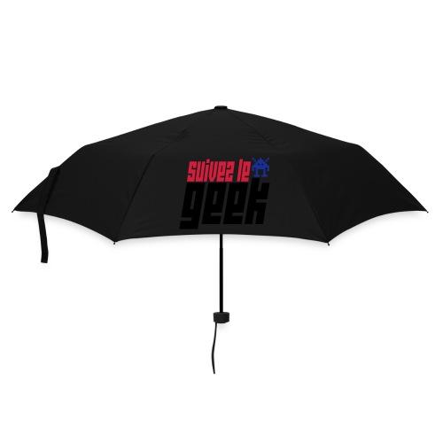 Parapluie suivez le Geek - Parapluie standard