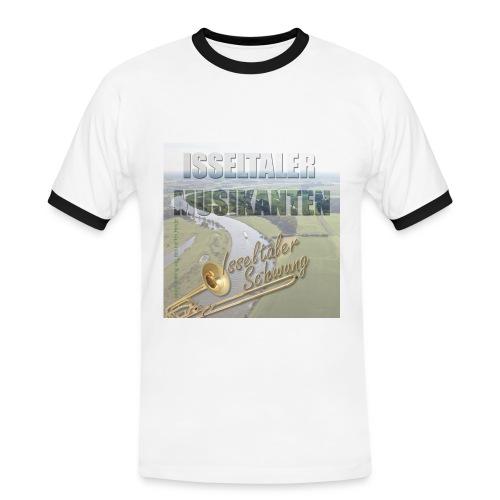 CD Isseltaler Schwung - Mannen contrastshirt