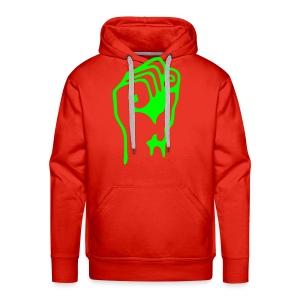 Pull poing - Sweat-shirt à capuche Premium pour hommes
