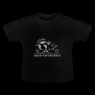 Baby T-Shirts ~ Baby T-Shirt ~ Baby-T-Shirt Glücksschein (silberner Aufdruck)