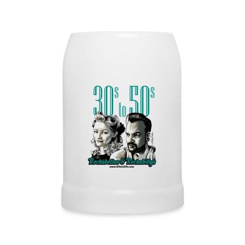 30sto50s.com Anna Markus Bierkrug - Bierkrug