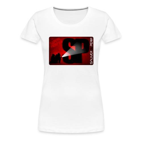 TEE SHIRT STANDARD FEMME - T-shirt Premium Femme