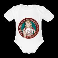 Baby Bodys ~ Baby Kurzarm-Body ~ 30sto50s.com Anna Baby Body
