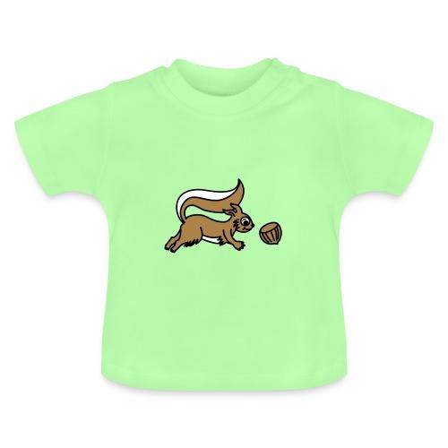 Eichhörnchen - Baby T-Shirt - Baby T-Shirt