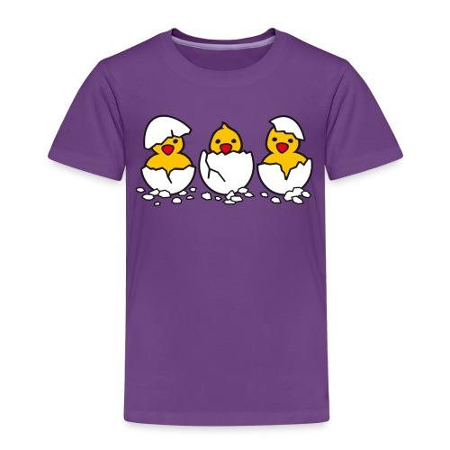 Childs Hatching Chicks T-shirt - Kids' Premium T-Shirt