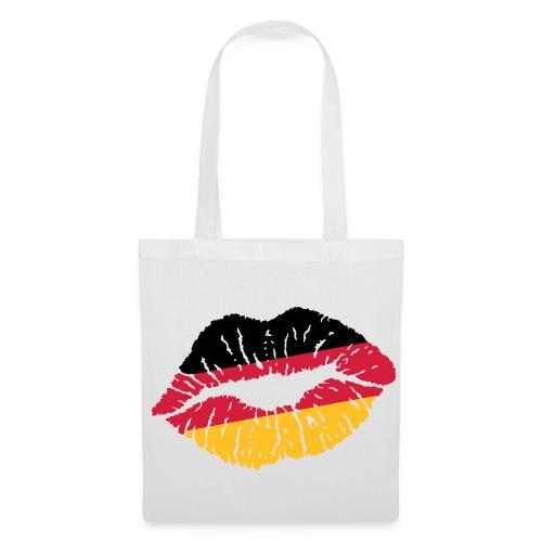 Stofftasche German-Kiss - Stoffbeutel