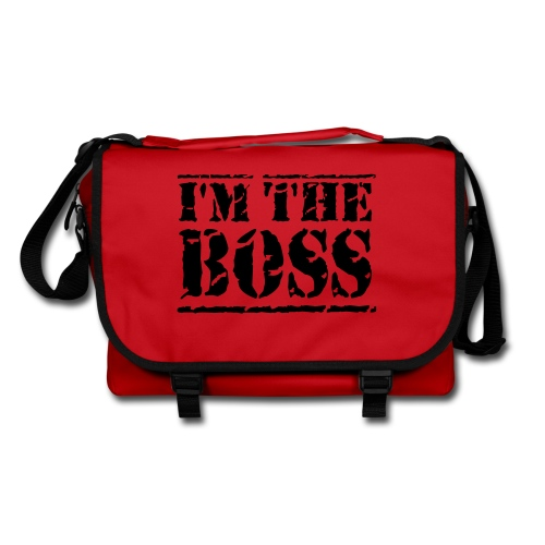I´m the boss Tragetasche - Umhängetasche