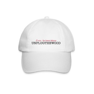 Unplug The Wood Cap - Ernie - Baseball Cap