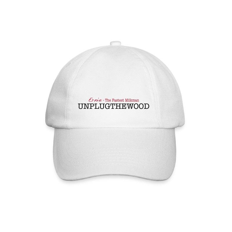 Unplug The Wood Cap - Ernie - Baseball Cap