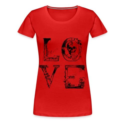 Love McKoy - Camiseta premium mujer