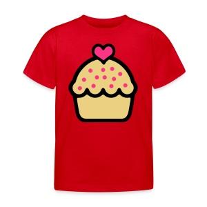 CupCake Love . Camiseta estándar niño - Camiseta niño