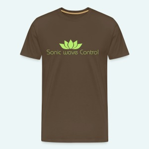 Men's Sonic Wave Control T-Shirt - Men's Premium T-Shirt