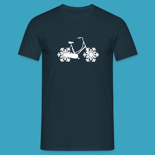 Schneemobil - Männer T-Shirt