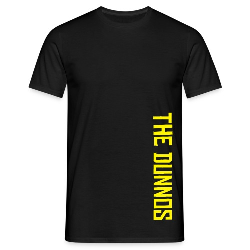 Shirt Black and Yellow [PRICE DROP] - Men's T-Shirt