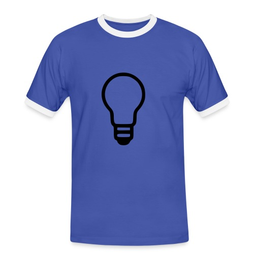 I Have An Idea! - Men's Ringer Shirt