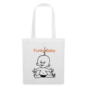 Funky Baby - Tote Bag