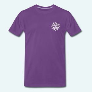 Men's Logo T-Shirt - Star Front - Men's Premium T-Shirt
