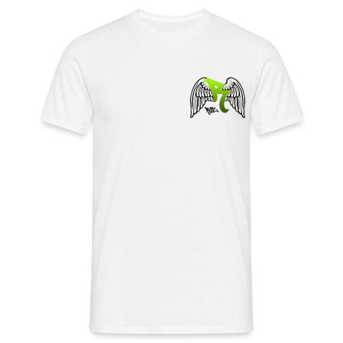 Reptile Shirt Logo only - Männer T-Shirt