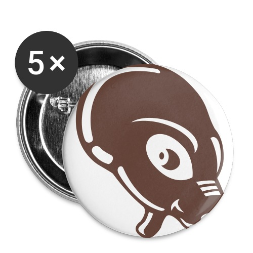 Alien Badge - Buttons large 56 mm