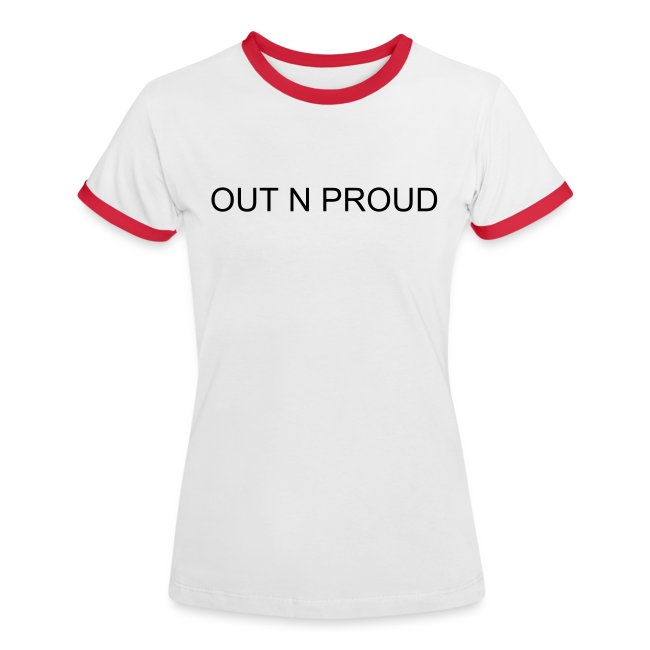 OUT N PROUD