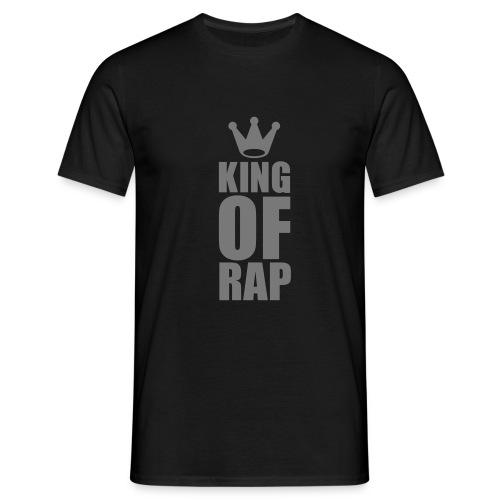 King of Rap (dh) - Männer T-Shirt