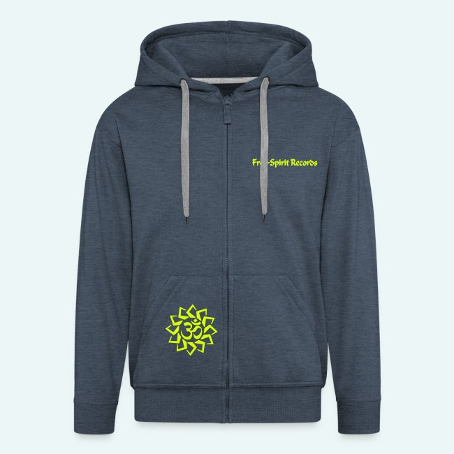 0f647c0d Free-Spirit Records Merchandise Store | Mens Flow Theory Zip Hoodie ...