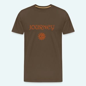 Men's Journey T-Shirt  - Men's Premium T-Shirt