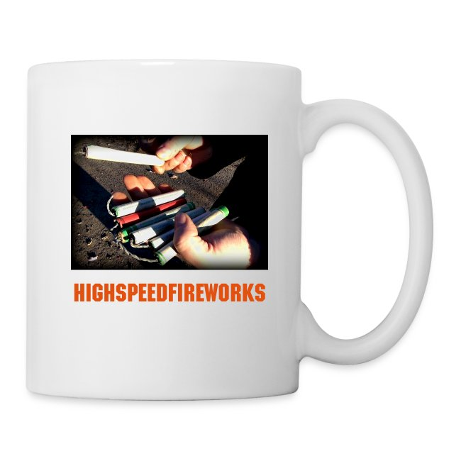 Highspeed-Tasse