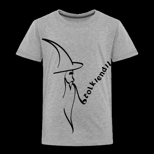 Magicien Noir T-Shirt standard enfant - T-shirt Premium Enfant