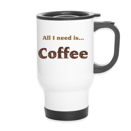 coffee break ;) - Tazza termica
