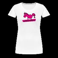 T-Shirts ~ Frauen Premium T-Shirt ~ Keinhorneinhorn
