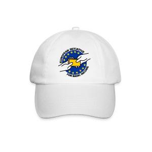 ECI-UBI-CAP-WHITE-EN - Baseball Cap