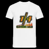T-Shirts ~ Männer T-Shirt ~ Quarter Mile T-shirt