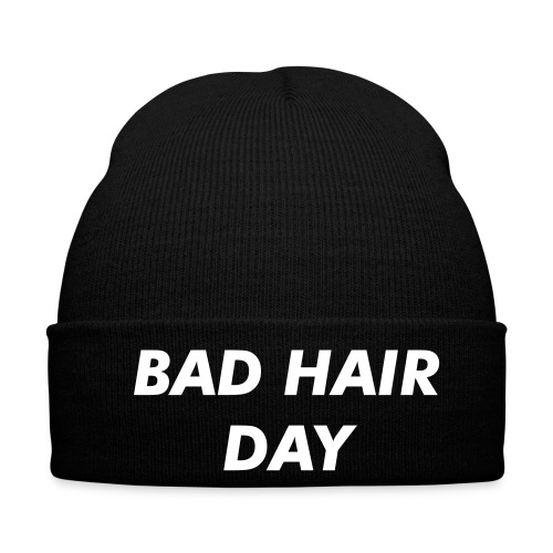 BAD HAIR DAY Beanie/Muts (UNISEX) - Wintermuts