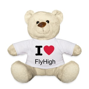 I love FlyHigh - Teddy