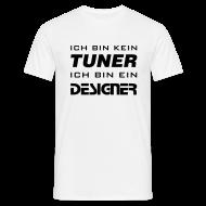 T-Shirts ~ Männer T-Shirt ~ Designer T-shirt