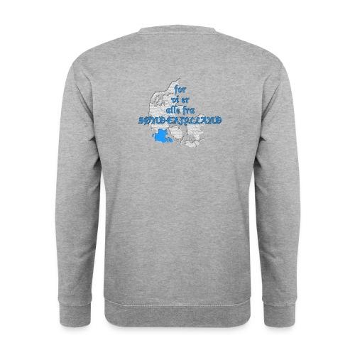 Alle fra sønderjylland sweat - Men's Sweatshirt