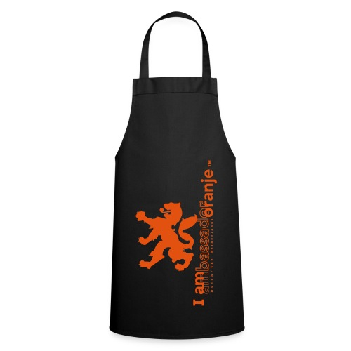 I am Oranje - Keukenschort