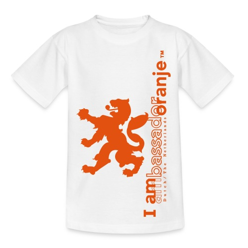 I am Oranje - Kinderen T-shirt