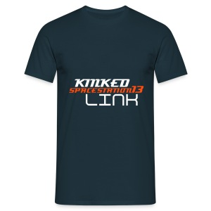 13 KL Official Shirt (Blue) - Men's T-Shirt