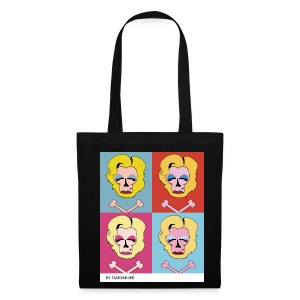 Sac Dead Marilyn - Tote Bag