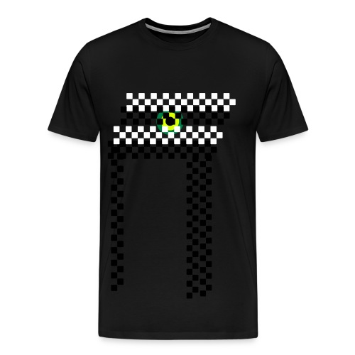 menshirt wich can also be weared by women! - Männer Premium T-Shirt