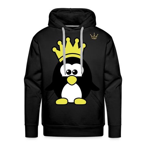 P-pingoo - Sweat-shirt à capuche Premium pour hommes