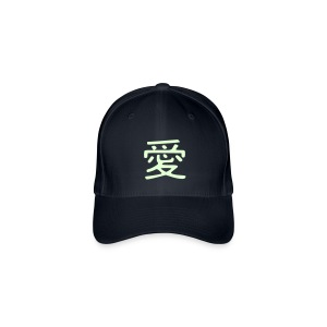 愛 LOVE chinese sportswear - Flexfit Baseball Cap