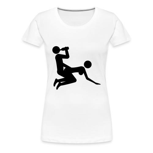 T-shirt donna love - Maglietta Premium da donna