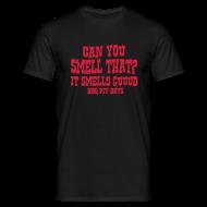 T-Shirts ~ Men's T-Shirt ~ It Smells Guuud