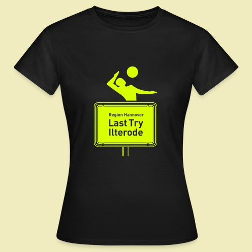 Ilterode T-Shirt schwarz (w) - Frauen T-Shirt