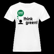 T-Shirts ~ Frauen Bio-T-Shirt ~ Artikelnummer 24137840